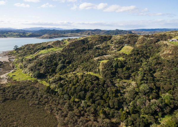 Aerial Photo of Property, Hokianga