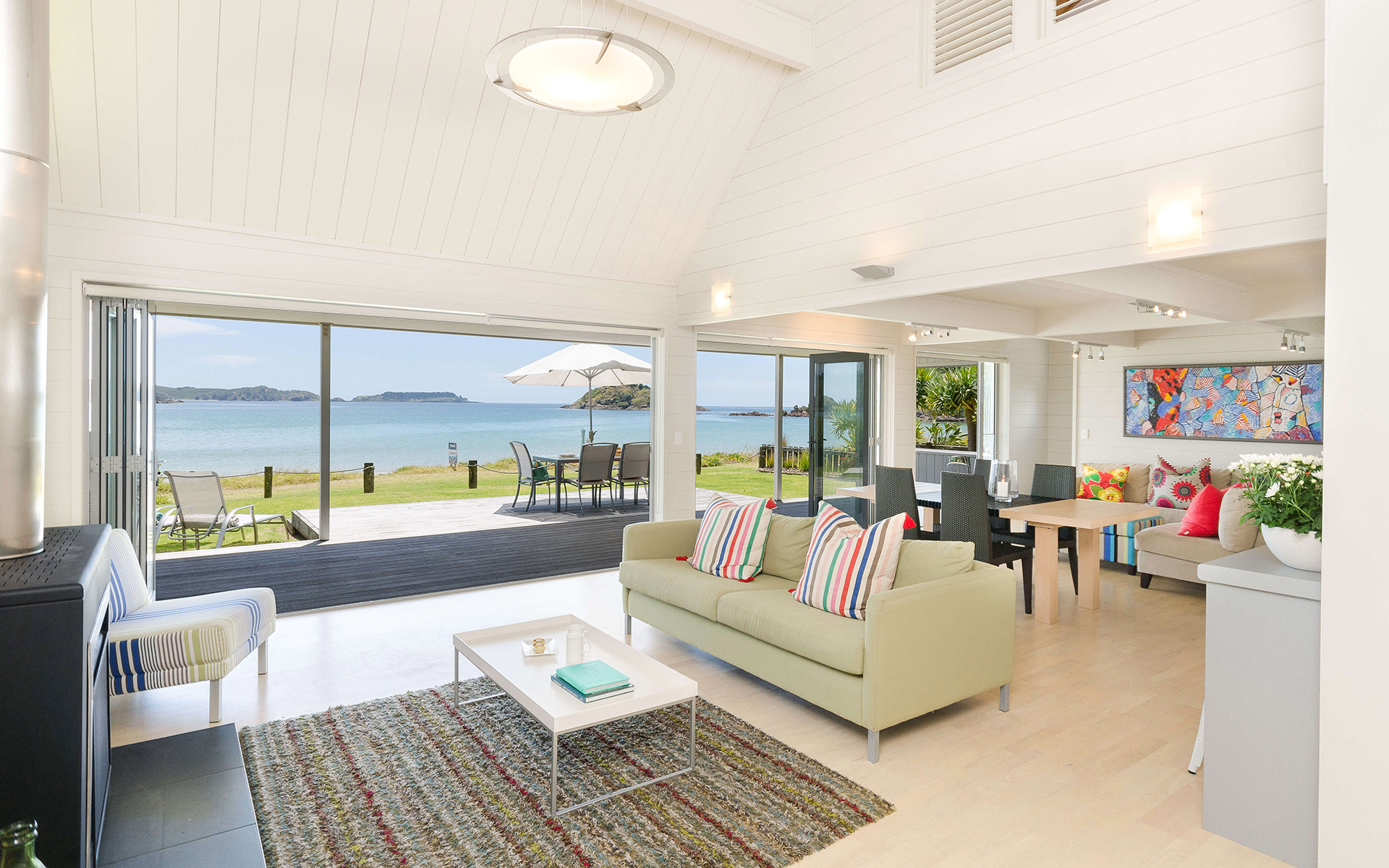 Real Estate Coastal Photography - Bay of Islands